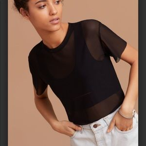 Wilfred Free see-through t-shirt